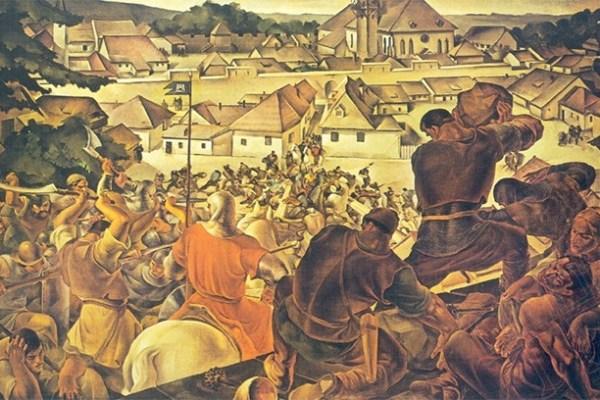 Na Badnjak, Kaptol je počeo bombardirati Gradec koji je uzvratio opsadom...Zaboravljeni opisi otkrivaju kako je izgledao rat Gradeca i Kaptola