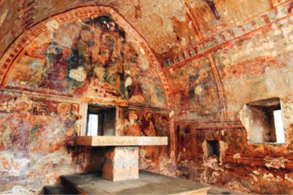 Strpljivo, vještim potezima kista u Barbanu su nastajali prizori iz života, priča i legendi koji su otkriveni stotinama godina kasnije