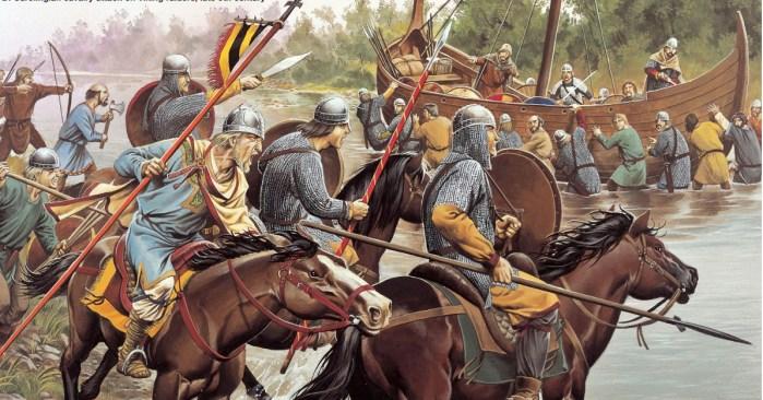 Franački ljetopisi skrivaju zagonetku: tko su bili pretorijanci kneza Borne koji su ga zaštitili kad su ga saveznici usred bitke napustili?