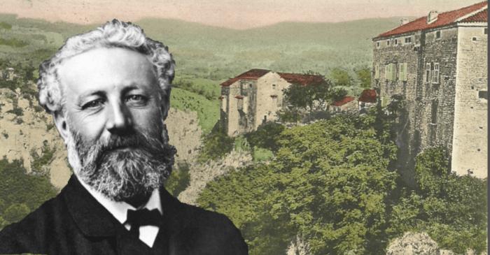 Tragovima Julesa Vernea: zašto je pisca očarao Pazin kad ga nikad nije posjetio? Otkrio je putopis i počeo maštati o gradu na rubu vrletne provalije