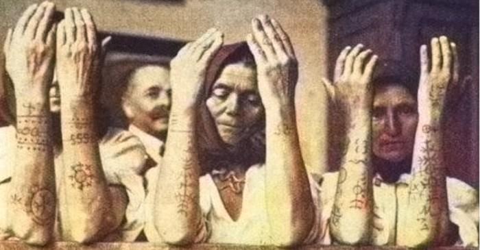 Križićanje: iglom i tintom, majke su nekoć vlastitu djecu tetovirale simbolima krštene duše kojih su se Turci neopisivo bojali