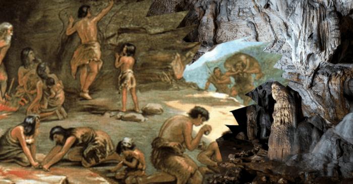 Duboko u pećini na obroncima Limskog kanala otkriveni su prapočeci ljudske umjetnosti, čovjek je uz baklje crtao životinje i ljude