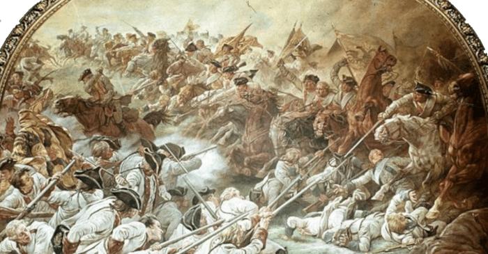 Presudio je tren kad su putujući Tzigani konjanicima prodali rakiju: te je noći pred zaprepaštenim carem habsburška vojska napala samu sebe