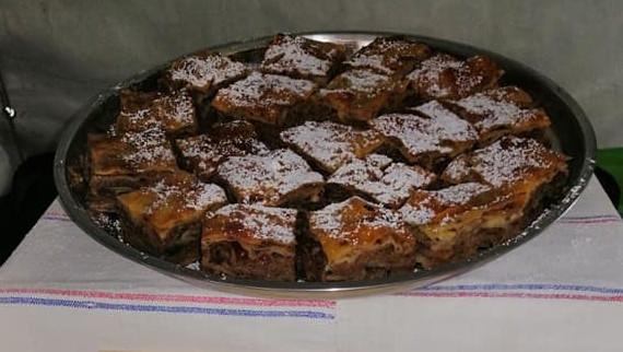 Bregofsku pitu na koprivničkim bregima po starim receptima pripremaju samo u posebnim prilikama