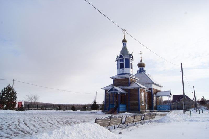 Храм благоверного князя Александра Невского, с. Игнатьево