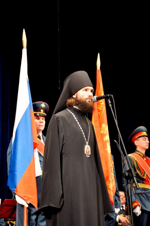 Концерт Фестиваля-конкурса патриотической песни «Во славу Отечества»