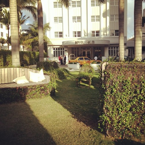 The Royal Palm-Miami, 2013