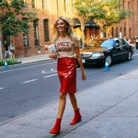 Streetstyle: NYFW SS17