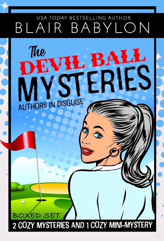 The Devil Ball Mysteries Boxed Set