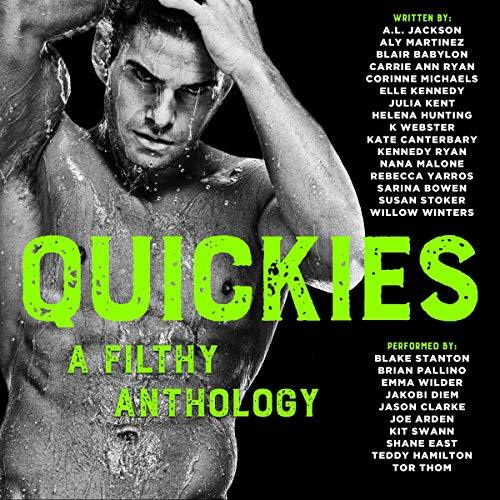 Quickies (Audiobook)