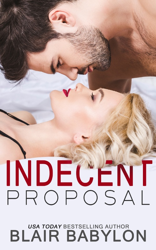 Indecent Proposal – FREE at AMAZON, Apple Books, B&N, Kobo, and Google Play.
