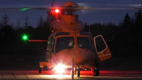 blog ornge night