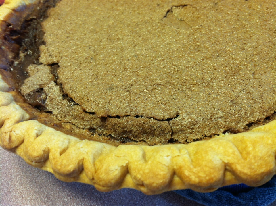 Minny's Chocolate Pie Recipe from The Help | Blair Blogs