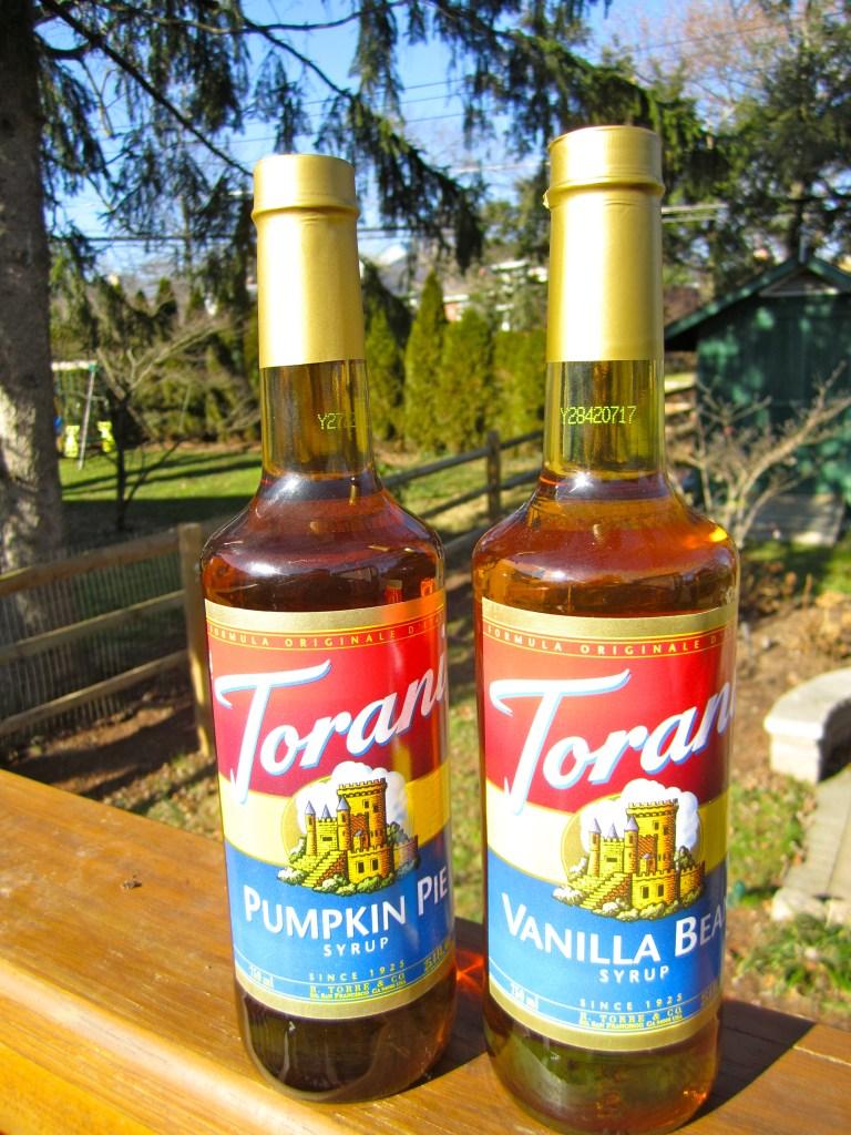 Torani Holiday Syrup