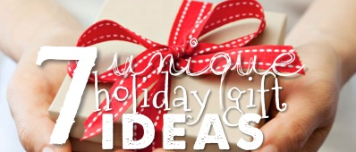 Unique Holiday Gift Ideas | Blair Blogs