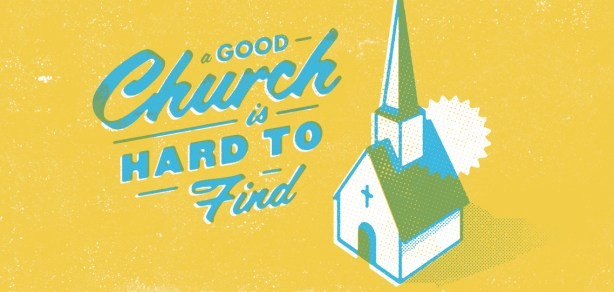How to find a church when you move to a new city | Blair Blogs