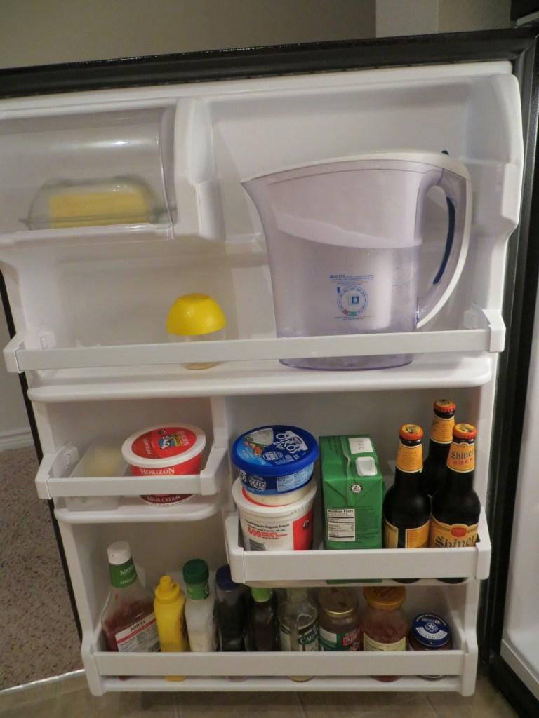 How to organize the fridge   Blair Blogs