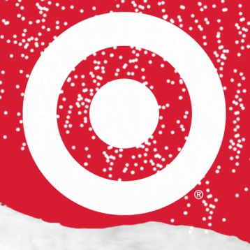 Target Christmas Logo
