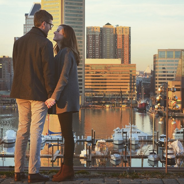 "The Road To Our Engagement (Spoiler: I Said ""Yes!"") 