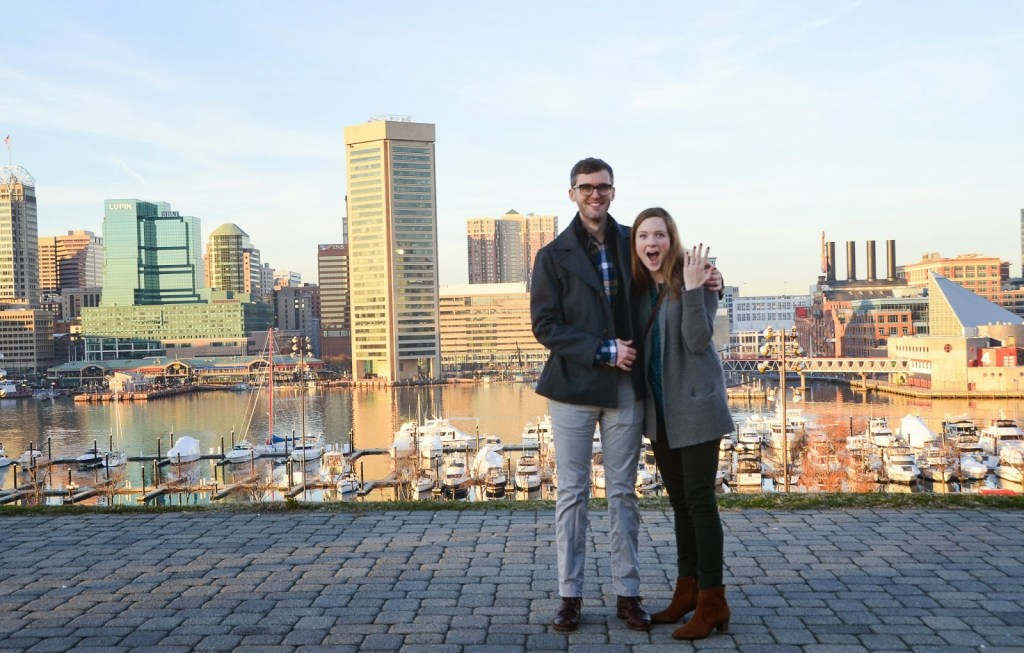 """Our Engagement Story: The Day I Said """"Yes!"""""""