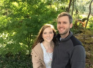 6 Months Into Marriage: Creating Overlap | Blairblogs.com