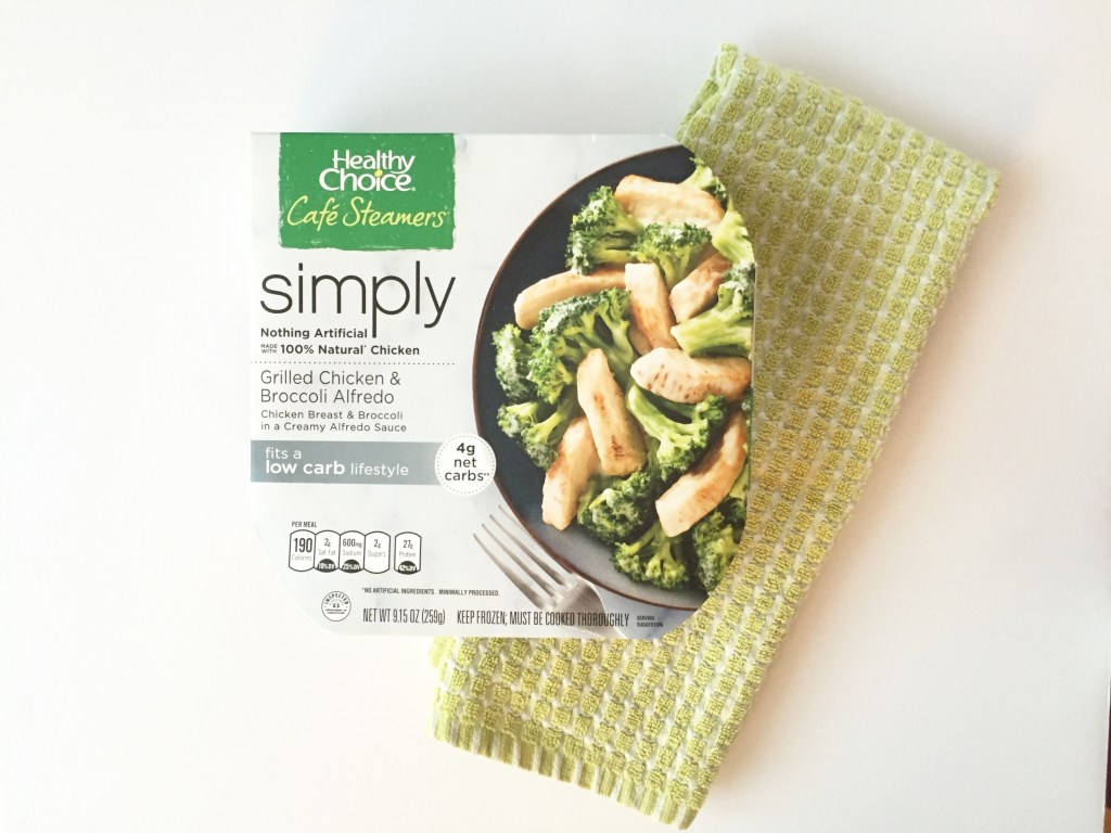 Get Out Of The Lunch Rut With Healthy Choice Simply Café Steamers  Blairblogs.com