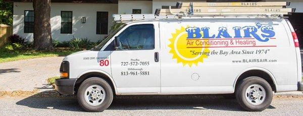 Meet the Team | Blair's Air Conditioning & Heating