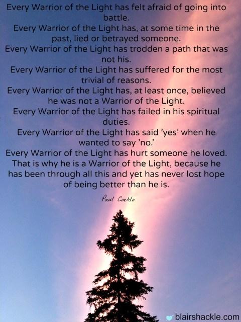 warrioroflight