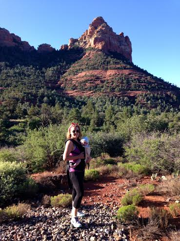 Blair and River sedona