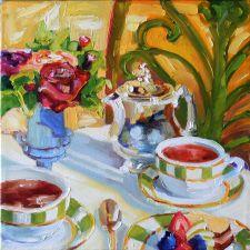 Denise - ses peintures