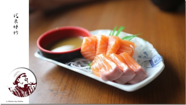鮭魚生魚片-福良現炒-食尚玩家-台中美食