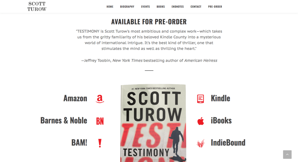 scottturow.com
