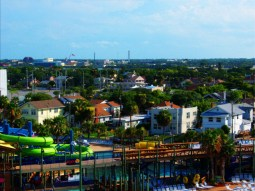 Summertime In Tropical Daytona Beach Florida