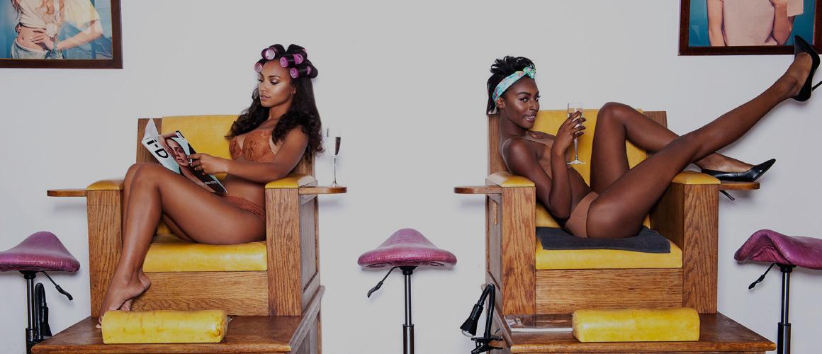 Nubian skin : la lingerie nude pour nous !