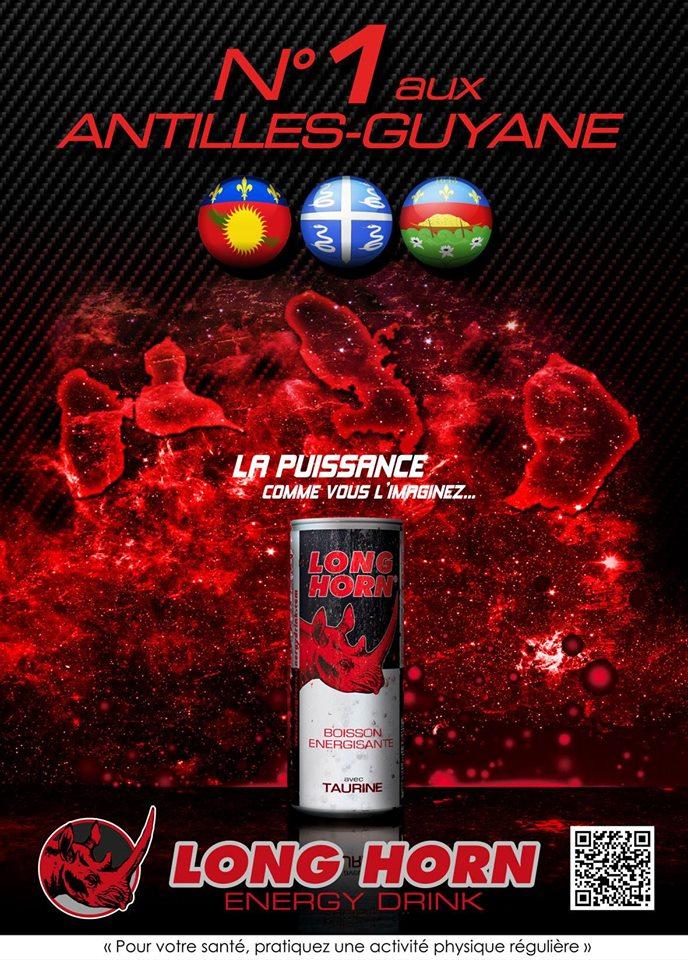 Long Horn cartonne aux Antilles-Guyane/ Facebook@LONGHORNinternational