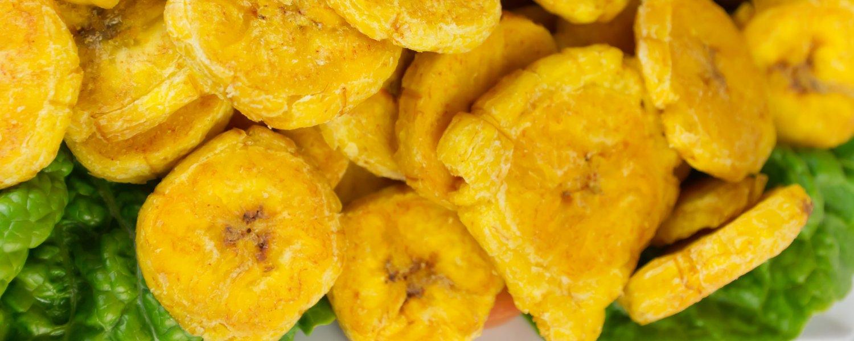 Banan peze, le délice haïtien