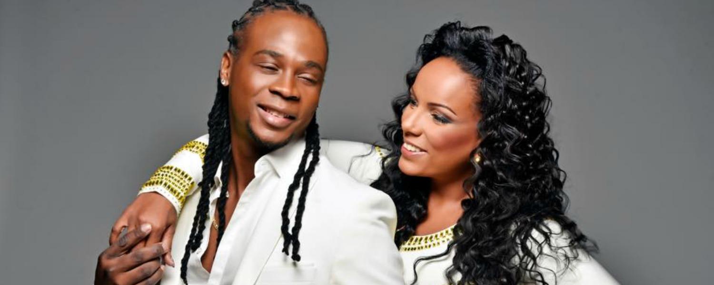 Saint Valentin : Admiral T et Jessica Campbell, un couple qui vend du rêve