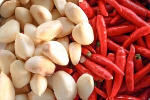 Les épices du bouillon d'awara