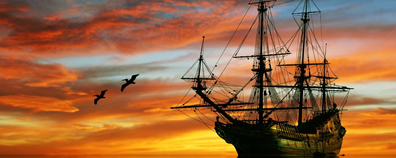 Les Pirates des Caraïbes ont bien existé-Partie 1