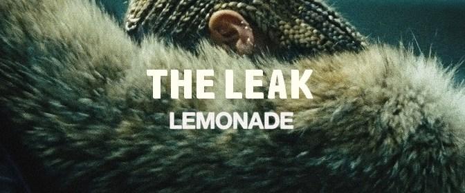 Leak Preview: Beyonc̩ РLemonade