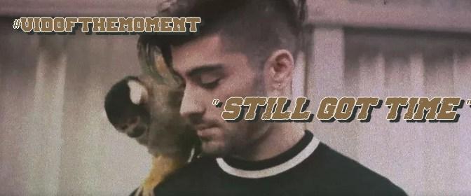 Video Premiere: ZAYN – Still Got Time (Feat. PARTYNEXTDOOR)