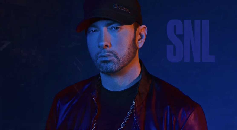BMF Session Live: Eminem & Skylar Grey - Walk On Water/Stan/Love The Way You Lie (Live on SNL)