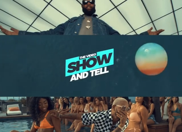 Video Premiere: Sammie - Show And Tell (Feat. Eric Bellinger)