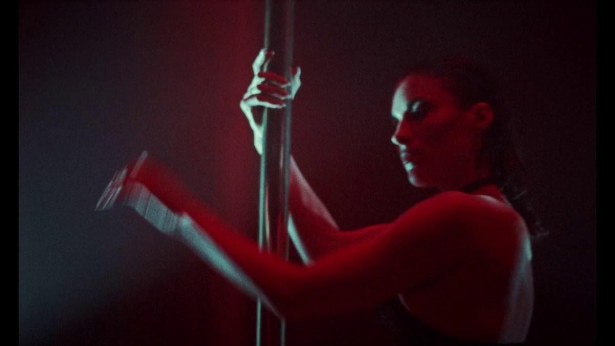 Video Premiere: Black Atlass - Pain & Pleasure