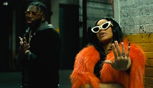 Video Premiere: Pardison Fontaine - Backin' It Up (Feat. Cardi B)