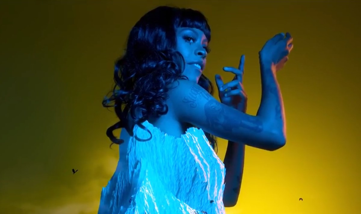 Video Premiere: Rico Nasty – Roof – BlakMusicFirst