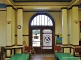 Original front entrance