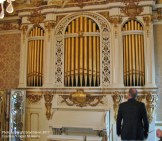 Flagler Museum music room organ