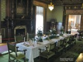 Flagler Museum dining room