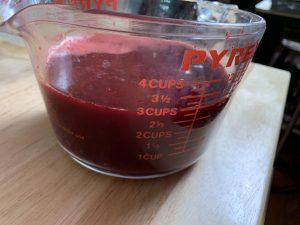 Blood Orange Jell